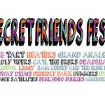 Concert Preview: Secret Friends Fest 2016